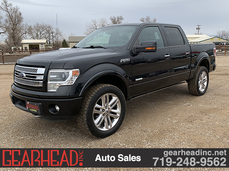 2014 Ford F150 img-1